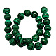 Synthetic Malachite Beads Strands(G-Q043-6)-2