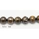 Natural Bronzite Beads Strands(G-Q605-26)-1