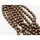 Natural Bronzite Beads Strands(G-Q605-26)-2