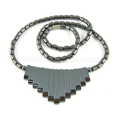 Black Hematite Necklaces