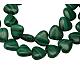 Natural Malachite Gemstone Beads Strands(MALA-10X10)-1