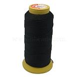 0.4mm Black Sewing Thread & Cord(OCOR-N6-2)