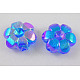 Transparent Acrylic Beads(PL538-32)-1