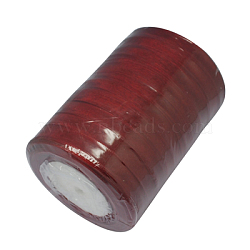 """Ruban d'organza, oldrose, 3/8"""" (10 mm); 50yards / roll (45.72m / roll), 10 rouleaux / groupe, 500yards / groupe (457.2m / groupe)(RS10mmY048)"""