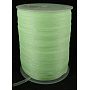 Vert Clair Fibre De Polyacrylonitrile Ruban(RS3mmY050)