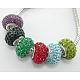 Perles en cristal de style européen(SS021)-2