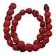 Halloween Skull Synthetic Howlite Beads(TURQ-12X10-3)-2