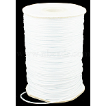 0.5mm White Waxed Polyester Cord Thread & Cord(YC-0.5mm-102)