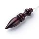 Wood Dowsing Pendulum Pendants(X-WOOD-Q023-03)-2