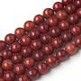 Round Rhodochrosite Beads(G-I271-C02-12mm)