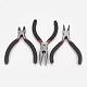 45# Carbon Steel Jewelry Plier Sets(PT-T001-05)-2