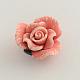Handmade Polymer Clay Flower Beads(CLAY-Q191-M02)-2