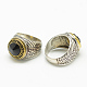 Glass Wide Band Finger Rings(RJEW-T003-32E)-2