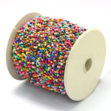 2mm Colorful Seed Beads Thread & Cord