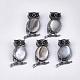 Black Lip Shell Broochs/Pendants(SHEL-S275-30A)-1