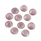 Cat Eye Glass Cabochons(X-CE068-10-21)-1