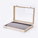 Wooden Necklace Presentation Boxes(ODIS-P006-09)-3