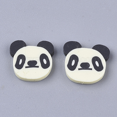 Handmade Polymer Clay Cabochons(X-CLAY-S091-013)-2