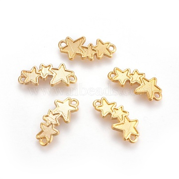 Golden Star Alloy Links