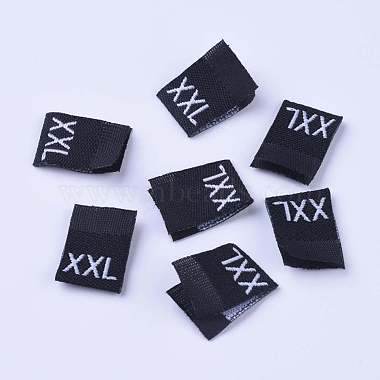 Clothing Size Labels(2XL)(FIND-WH0045-D02)-2