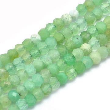 3mm Round Australia Jade Beads