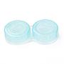 Cyan Plastic(AJEW-I061-A01)