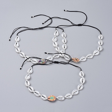 Black Shell Necklaces