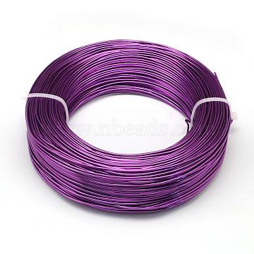 2.5mm DarkViolet Aluminum Wire