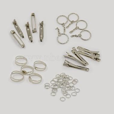 Platinum Iron Findings