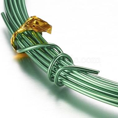 Aluminum Craft Wire(AW-D009-0.8mm-10m-25)-2