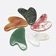 Natural Mixed Gemstone Gua Sha Boards(G-S336-57)-1