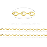 Brass Cable Chains Chain(X-CHC025Y-01-G)