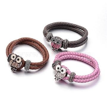 Mixed Color Alloy Bracelets