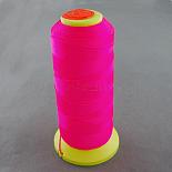 0.8mm Fuchsia Sewing Thread & Cord(NWIR-Q005-28)