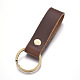 Cowhide Leather Keychain(KEYC-WH0014-A02)-2