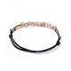 Cowhide Leather Cord Bracelets(BJEW-JB04494-06)-3