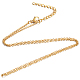 304 Stainless Steel Cable Chain Necklace(X-STAS-T040-PJ205-40)-1