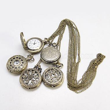 Модные часы карманные железа(WACH-G006-M2)-1