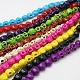 Synthetic Howlite Beads(TURQ-E006-M)-2