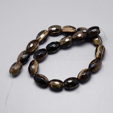 Natural Tiger Eye Beads Strands(G-Q948-59B)-2