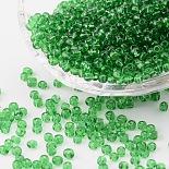 3mm Green Glass Beads(SDB3mm7B)