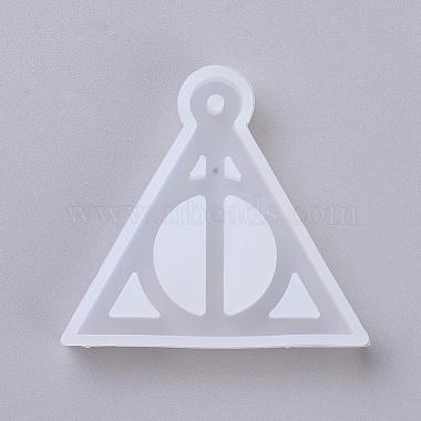 Clear Triangle Silicone