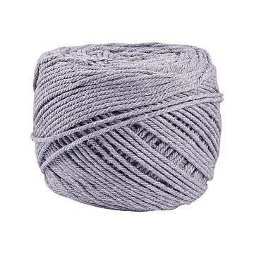 3mm Gray Cotton Thread & Cord
