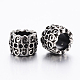 304 Stainless Steel Beads Rhinestone Setting(STAS-P193-019AS)-2