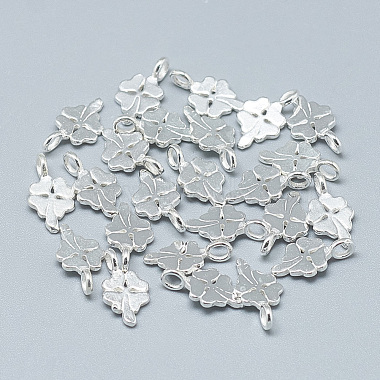 Silver Clover Sterling Silver Charms