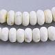 Natural Howlite Beads Strands(G-K255-25)-3