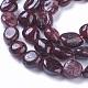 Natural Garnet Beads Strands(G-P433-04)-3