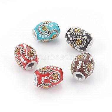 Perles Indonésiennes manuelles(IPDL-E012-19)-1