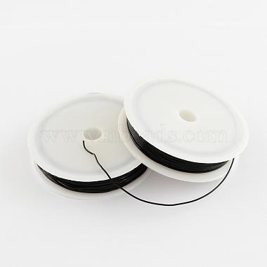 0.5mm Black Elastic Fibre Thread & Cord