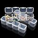 PVC Plastic Nail Art Tool Box(X-MRMJ-P003-44)-4